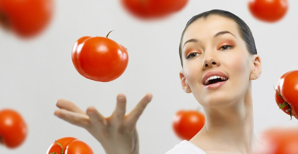 Image result for tomatoes for skin